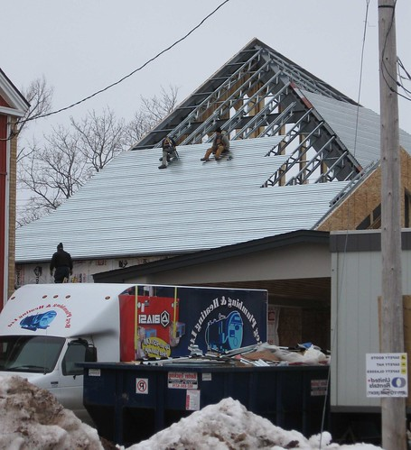 Exterior41 Roofing On The Sanctuary Feb 26 10 Taken