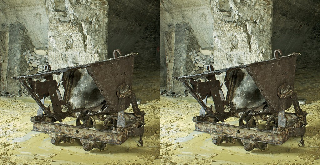 Wagonnet En Dentelle 3d Parallel View Stereo Pair Flickr