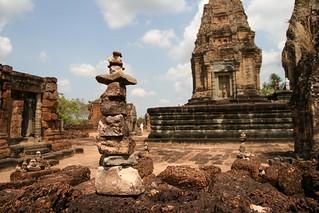 East Mebon, Siem Reap | by jinn
