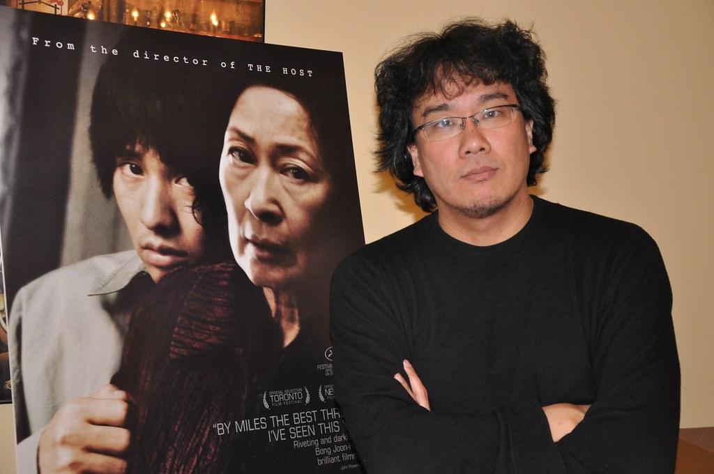 Bong Joon Ho Mother Close Up