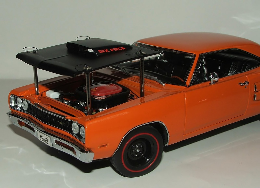 1/24 Danbury Mint 1969 Dodge Super Bee 440 Six Pack A12 | Flickr