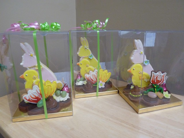 Easter Gift Box Cookievonster Design