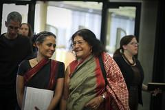 Arundhati and Sheila