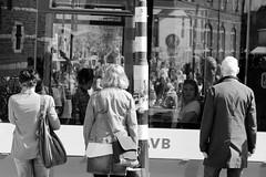 Amsterdam b/w