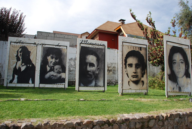 remembrances, Villa Grimaldi