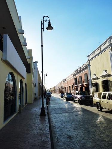 Callecita en Valladolid