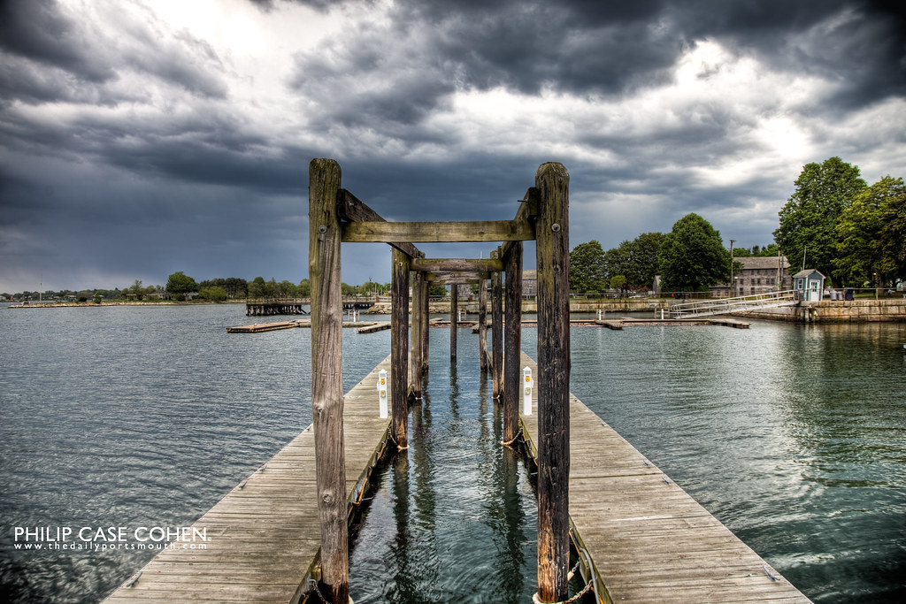 Storm Rolling In by Philip Case Cohen