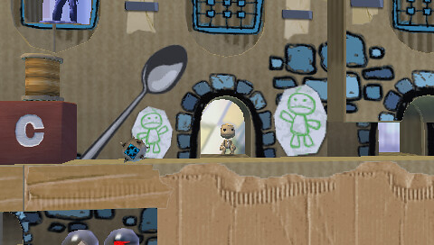 Turbo pack dev diary 9 (4) - LBP 'Turbo! Pack' Development ...