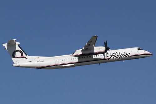 Horizon Air DHC8-Q400(N426QX) | by Kentaro IEMOTO