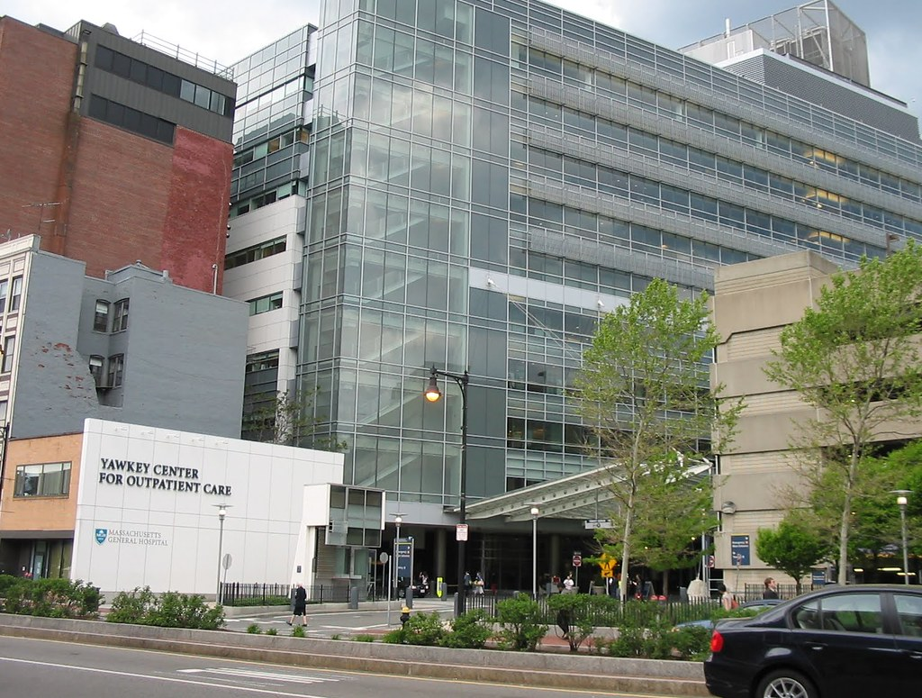 Massachusetts General Hospital (MGH) ~ Boston | Yawkey Cente… | Flickr