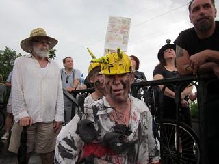 BP Oil Spill Protest NOLA Oiled2