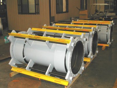 Tied Universal Expansion Joints for a Chemical Plant in Africa
