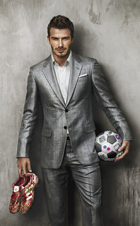 David Beckham | by Yahoo Pressebilder