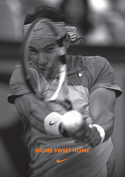 Desviarse béisbol Idealmente  Rafael Nadal - Nike | The original article of this image liv… | Flickr