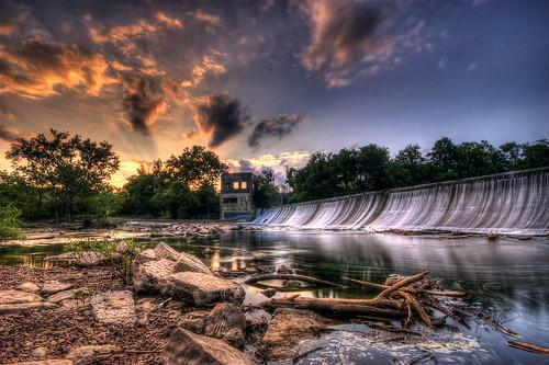 sunset walter dam tennessee hill murfreesboro thechallengefactory
