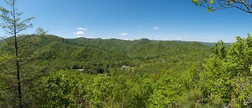 statepark panorama tn pano roanmountain ravenrockoverlook