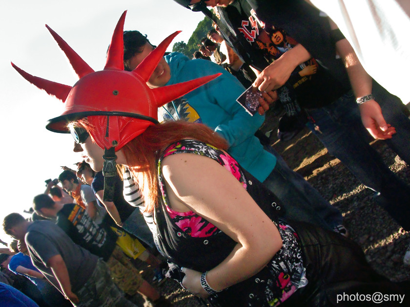Crowd @ Download Festival 2010 | Solange Moreira-Yeoell | Flickr