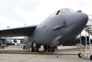Boeing B-52 Stratofortress   by Schiefi