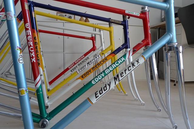 Eddy Merckx Framesets