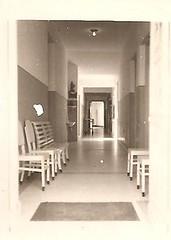 Corredor principal - primeiro piso