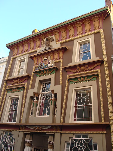 Egyptian House, Penzance | by Bonita la Banane