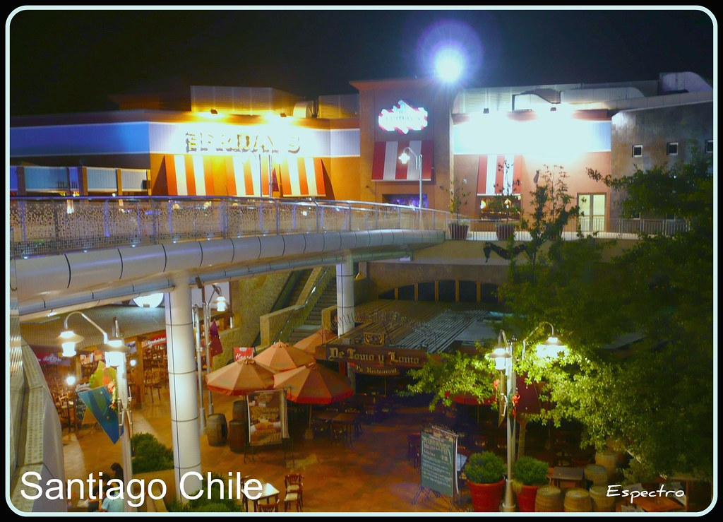 Las Terrazas Mall Plaza Vespucio Mario Orellana Flickr
