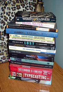 2010-01-18 - Book Pile - 0023