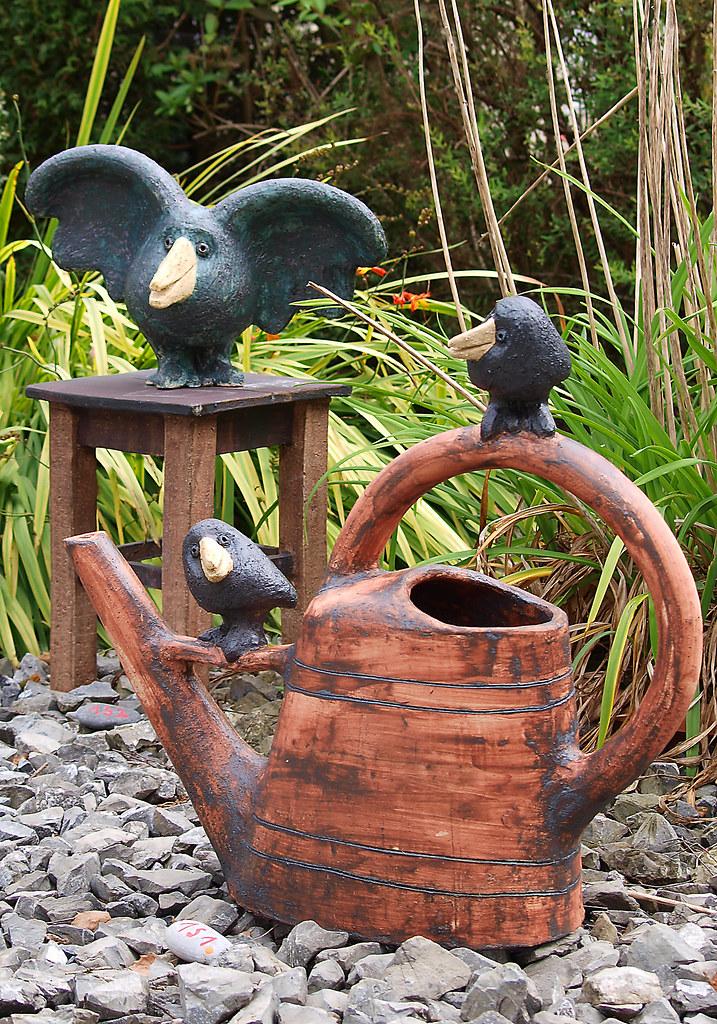 09 Ueli Schmutz Keramik   Ausstellung Kunst im Garten 09 ...