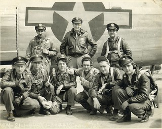 8th AF, 448th BG, 712th SQ, Crew 16 | by Phillip Hammond