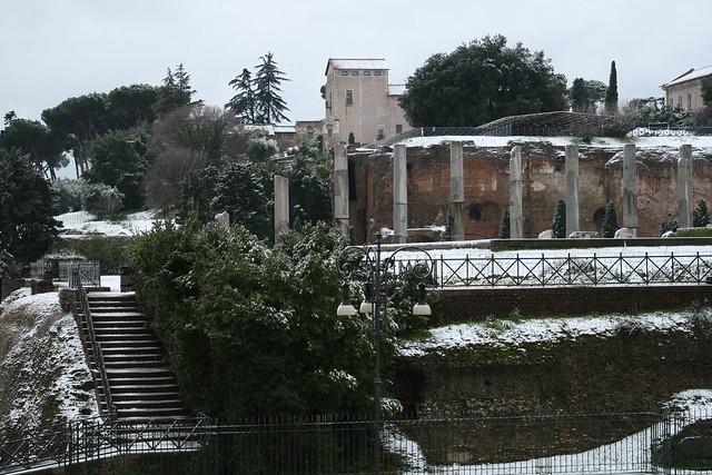 The Velia and Palatine