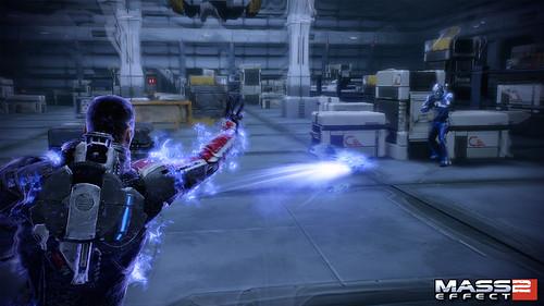 Mass Effect 2 | by gamesweasel