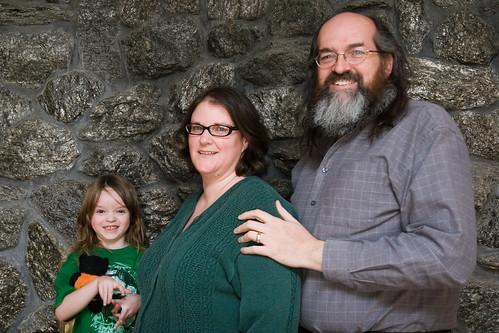 Family Photo | by Wally Hartshorn