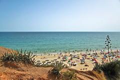 Praia da Rocha Baixinha Poente - Portugal