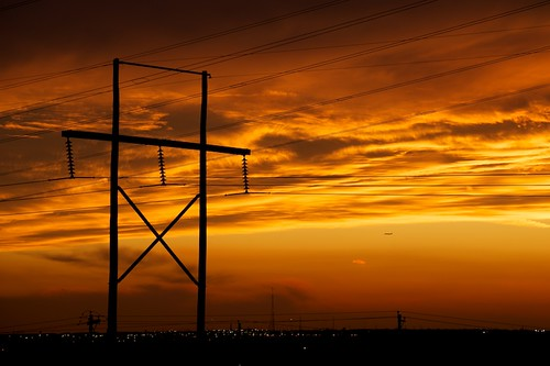 sunset tower nikon powerline project365 70300mmf4556gvr d700 3652010 365201002