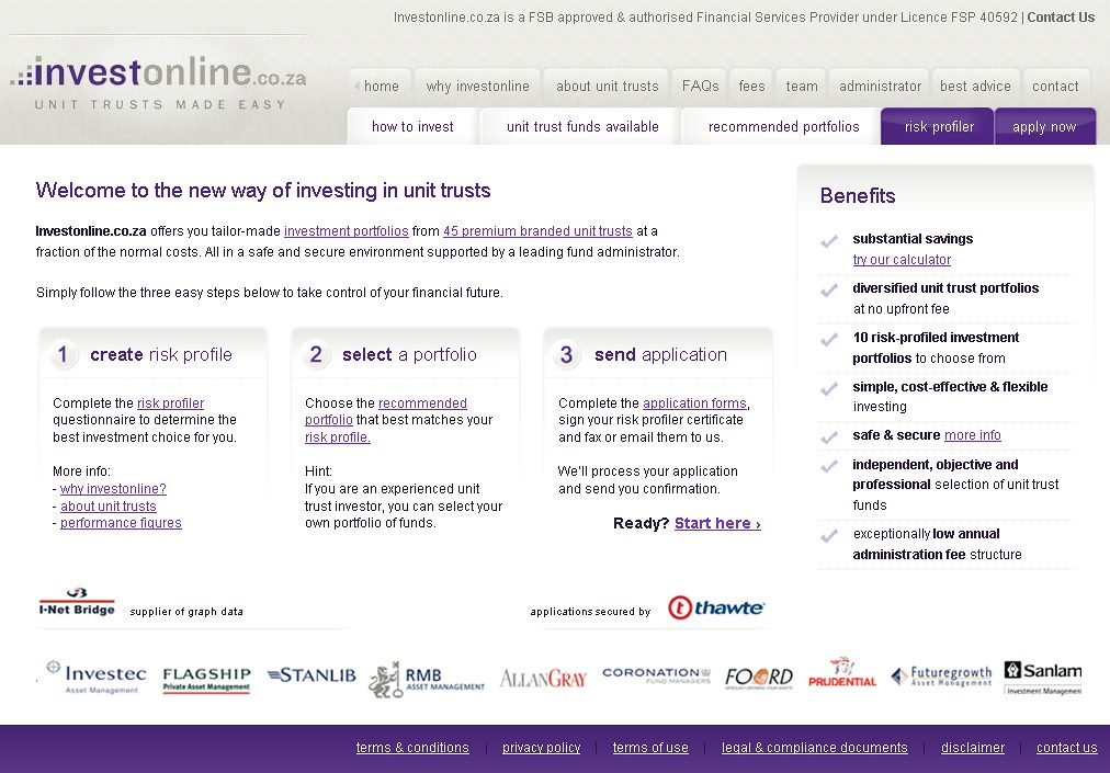 Unit Trusts Made Easy For Quick Easy And Secure Online Flickr