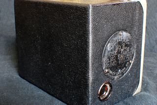 Conley Kewpie No. 2 Back - New Leatherette