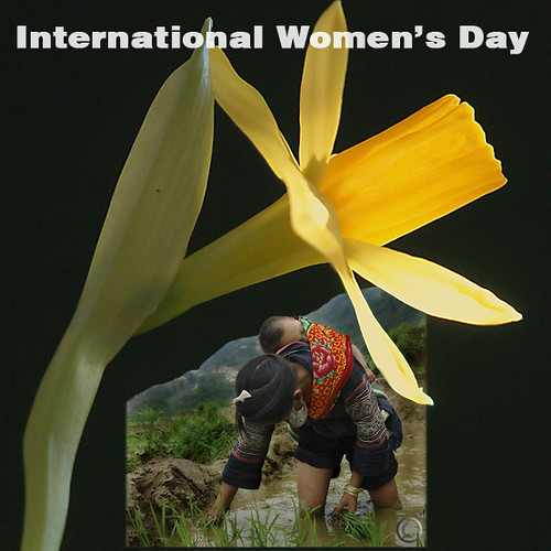 An 'Oscar' performance… in the rice paddy -- 100 years of International Women's Day