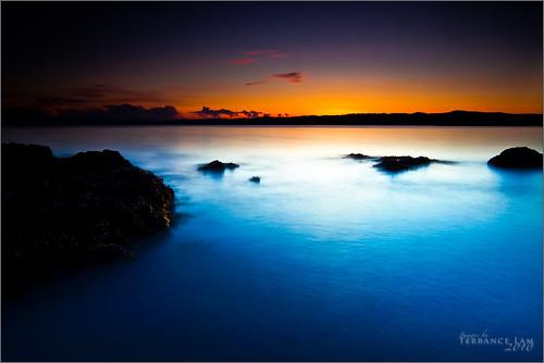 ocean longexposure sunset sky mountain canada nature water clouds landscape rocks britishcolumbia victoria explore vancouverisland dri saxepoint canonef1740mmf4l explored canoneos5dmarkii blackcardtechnique