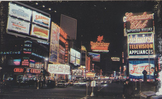 Times Square - The 60s