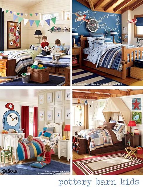 Boys bedroom / Pottery barn kids | blogged on 1richtungsblog ...