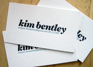 new business cards | by kibrly