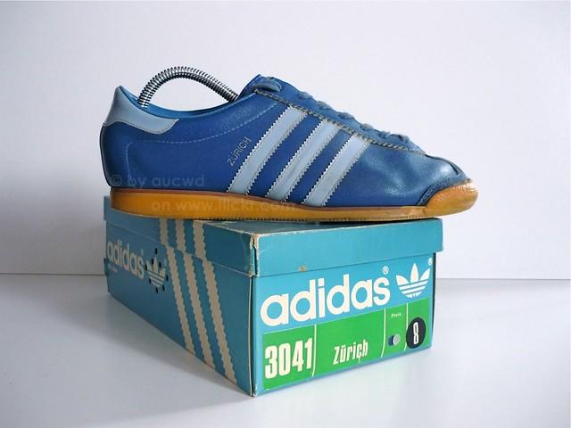 Adidas Zurich made in Yugoslavia in the 80's | Vintage