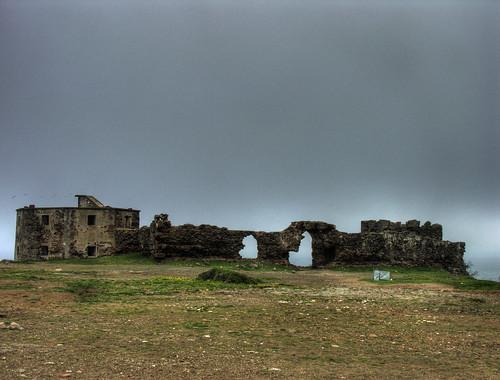 Rumeli Feneri - Ceneviz Kalesi - Genoese Castle - HDR