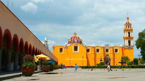 Portal Centro Historico Puebla