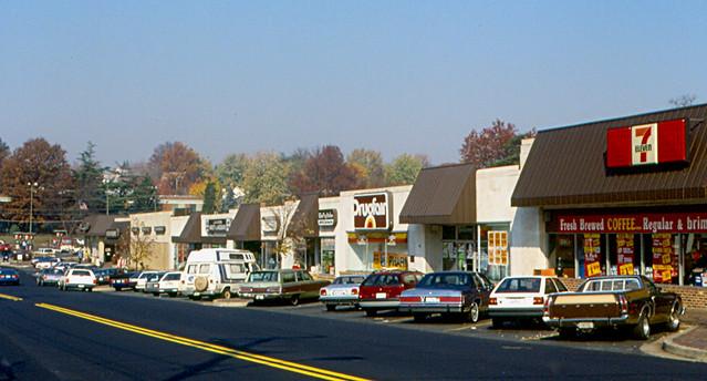 0163f0948 Arlington - Westover Shopping Center (1987) | Westover Shopp… | Flickr