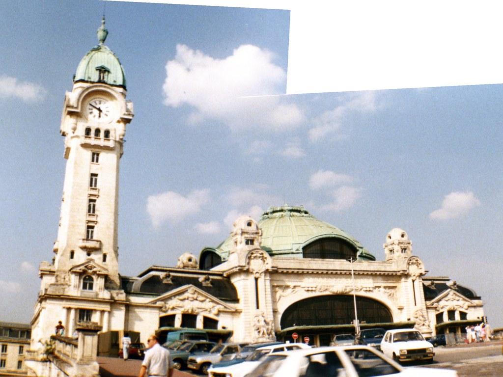 Gare des Bénédictins - Limoges