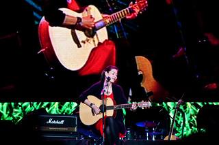 张悬@Green Now Concert | by Wang Sanjin