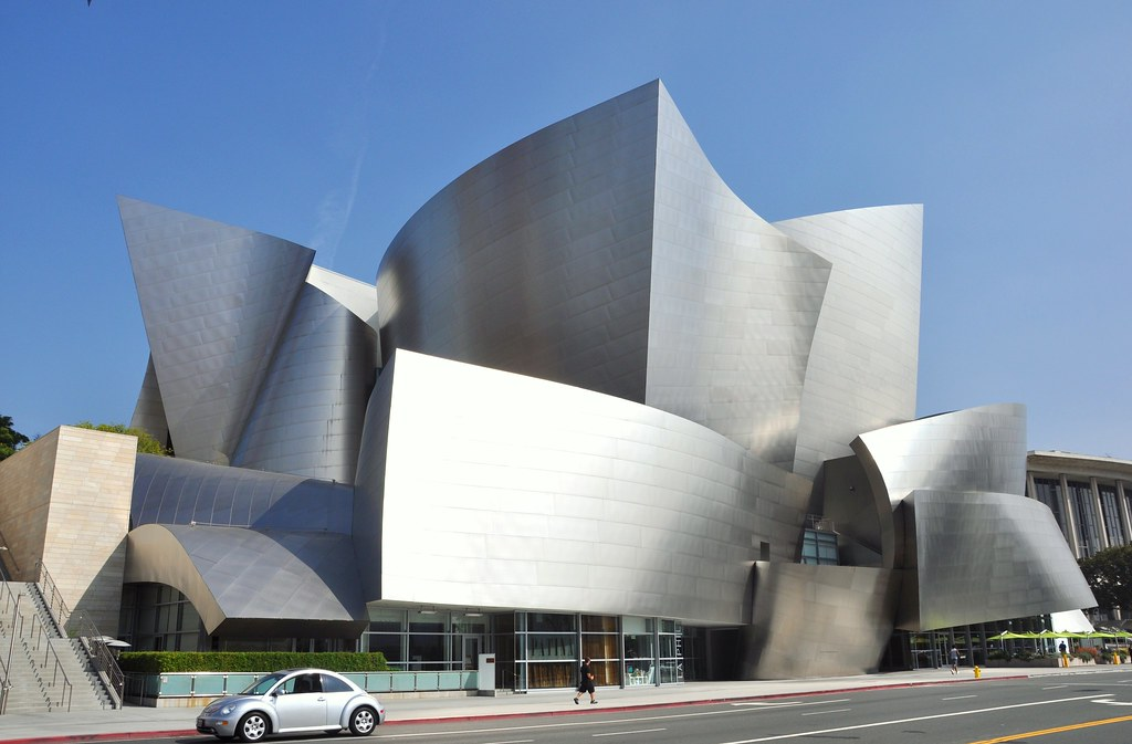 The Walt Disney Concert Music Hall Los Angeles Explore 3 1 Flickr
