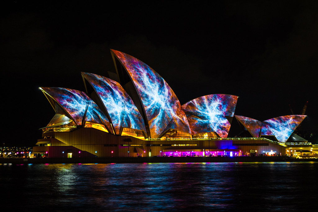 Opera House - Vivid Sidney