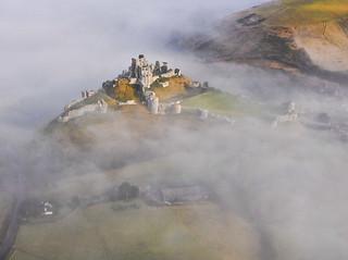 Corfe Castle 1 | by davidbunting